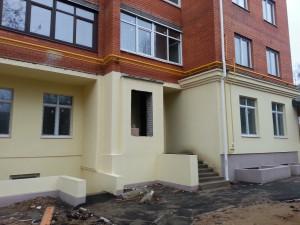 Фасадный газопровод ул. Батурина в г. Иваново