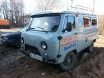 Автомобиль УАЗ Прометей