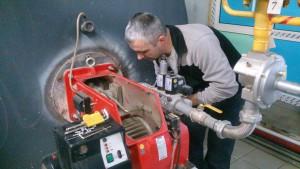 Обслуживание автоматики котельных
