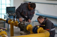 Техническое обслуживание газопроводос и газового оборудования